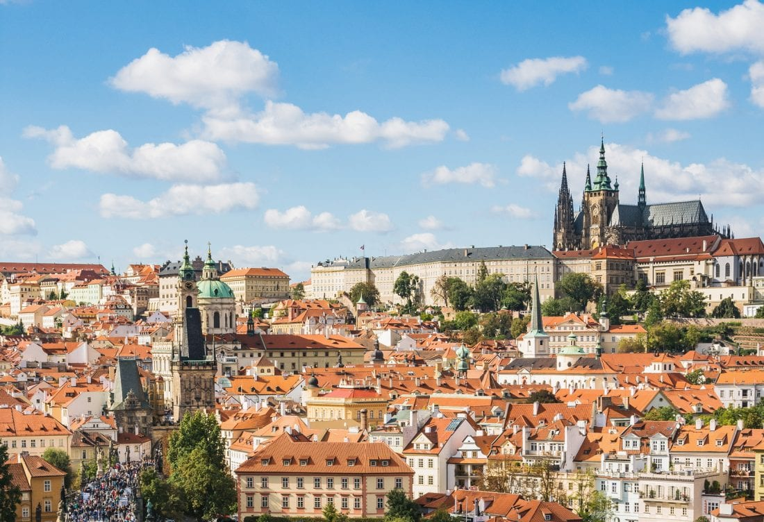 everything you need to know about visiting prague castle