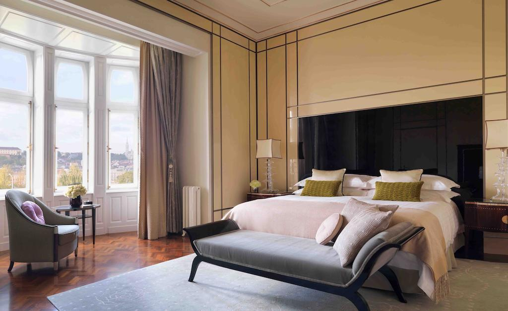 the best luxury hotels in budapest