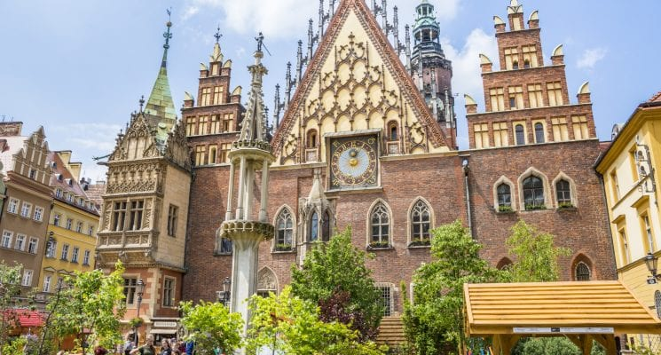 Wroclaw - best places to visit in Poland