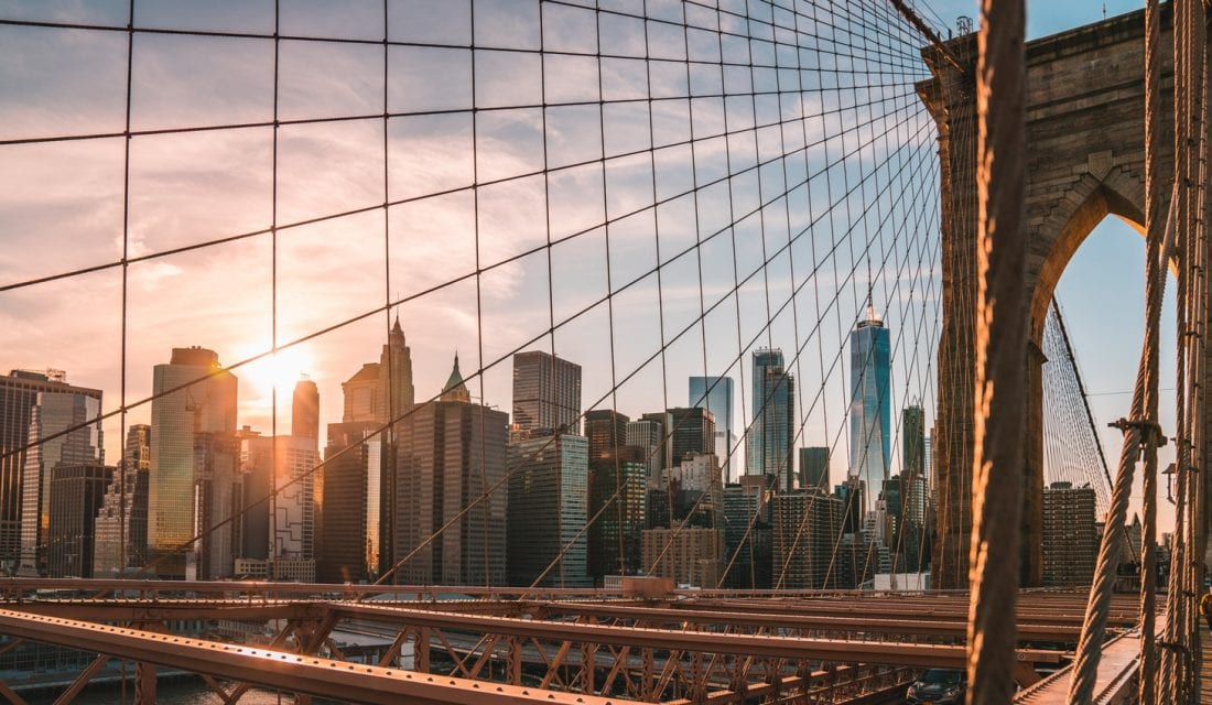 things to do in new york city - walk across the brooklyn bridge
