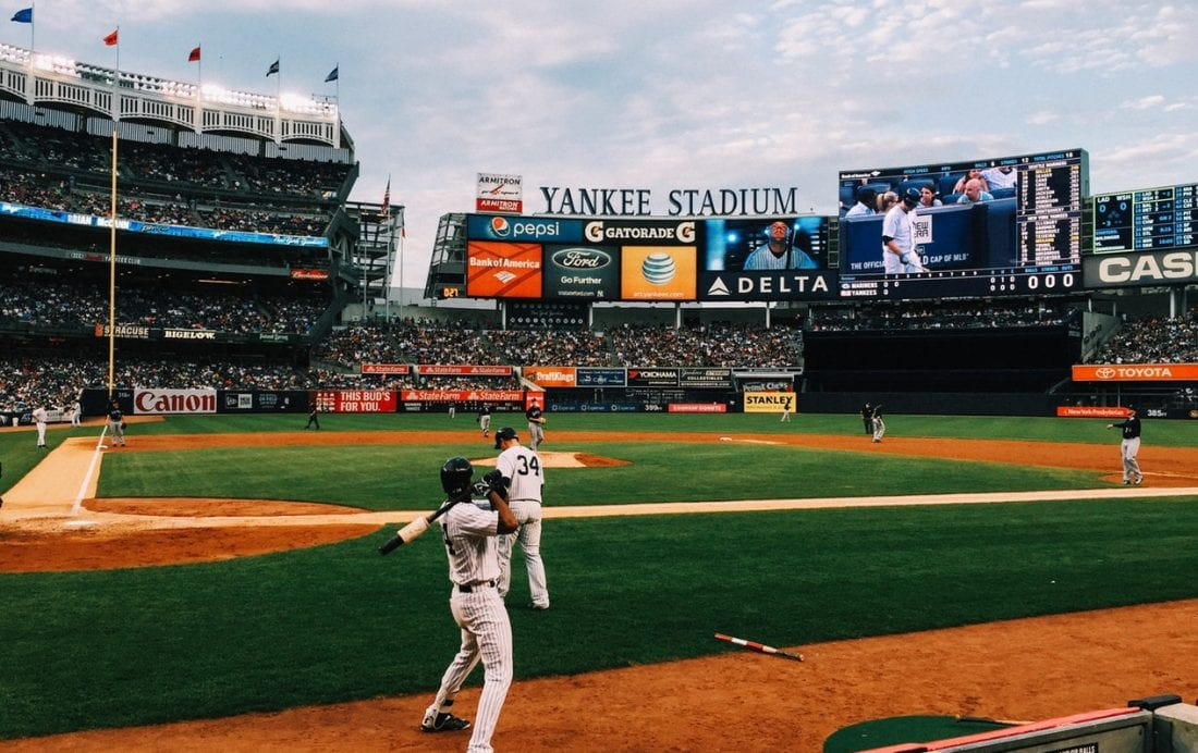 things to do in new york city for first time visitors - yankee stadium