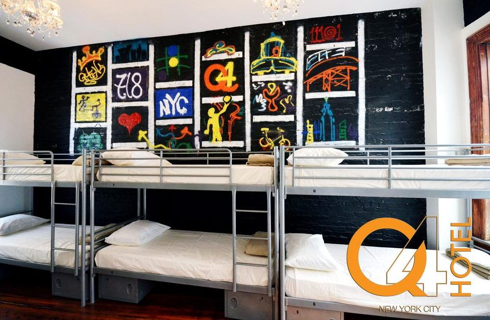 best hostels in nyc - where to stay in nyc