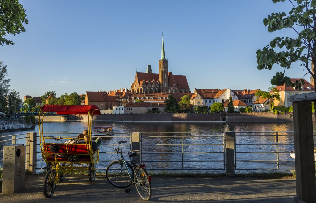 top places to visit in poland - wroclaw