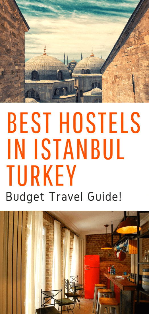 Istanbul Travel - Looking for the best hostels in Istanbul Turkey? Traveling to Istanbul on a budget? This guide is for you! #hostels #istanbul #turkey #travel #budgettravel