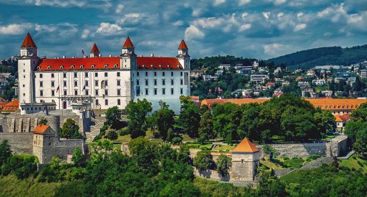 day trips from Vienna - Bratislava