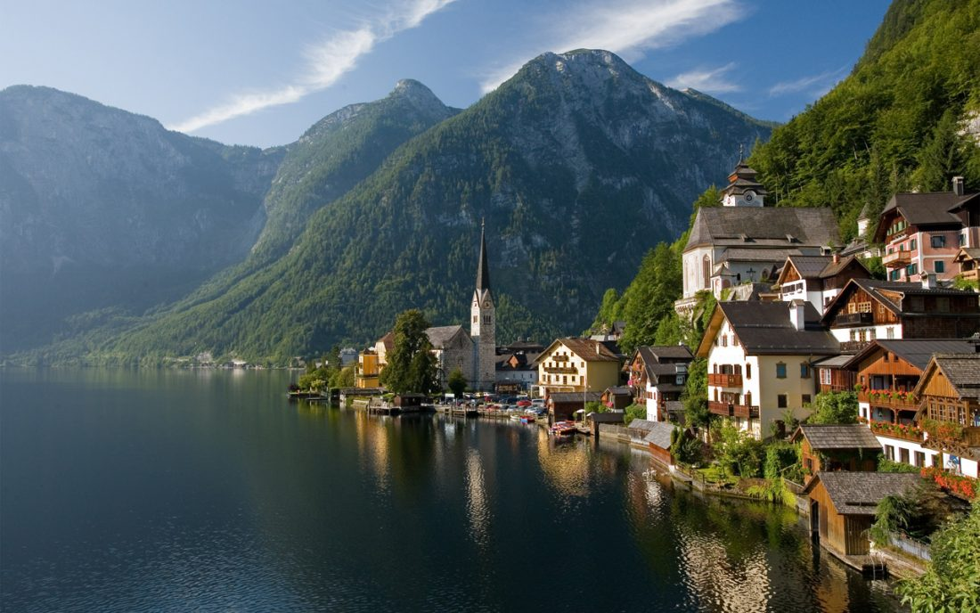 day trips from vienna - hallstatt