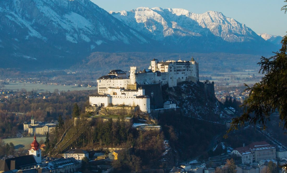 day trips from Vienna - Salzburg