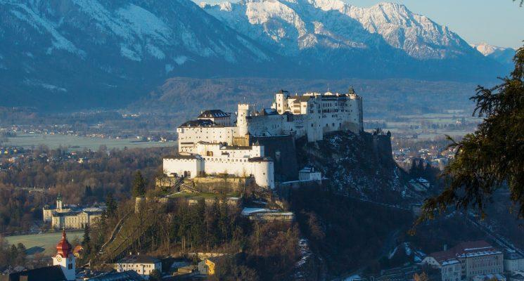 day trips from Vienna - Salzburg