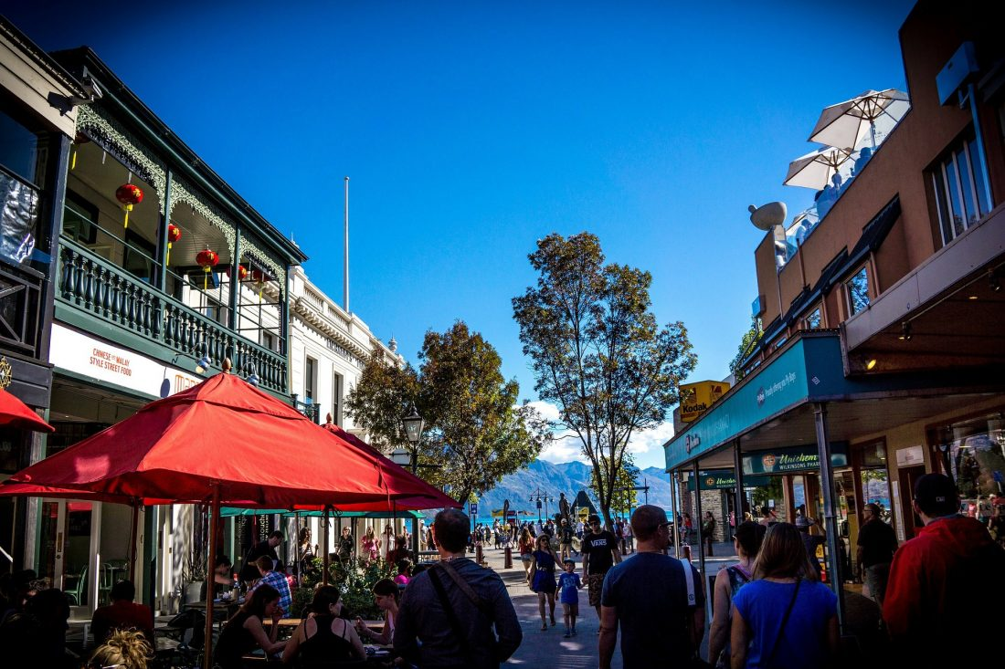 Cheap things to do in Queenstown - Fergburger