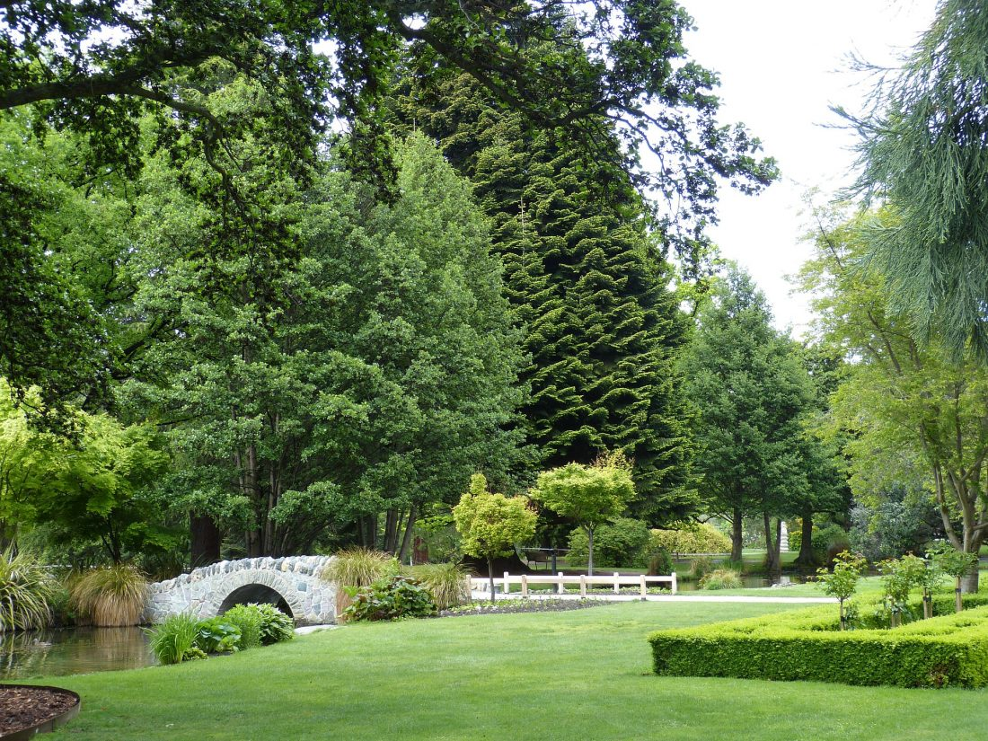 Free things to do in Queenstown - Queenstown Gardens