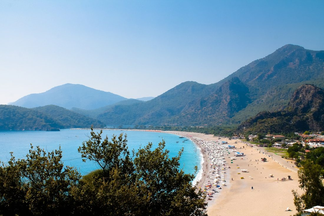 the best beaches in europe