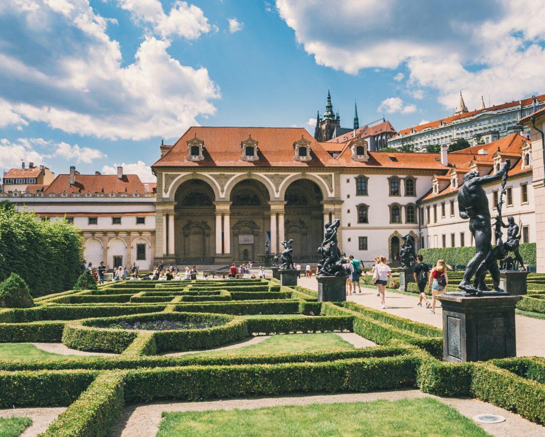 Wallenstein Garden - Guide to Mala Strana Prague