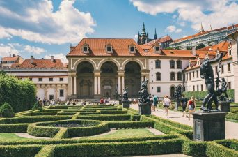 Wallenstein Garden - Guide to Mala Strana Prague