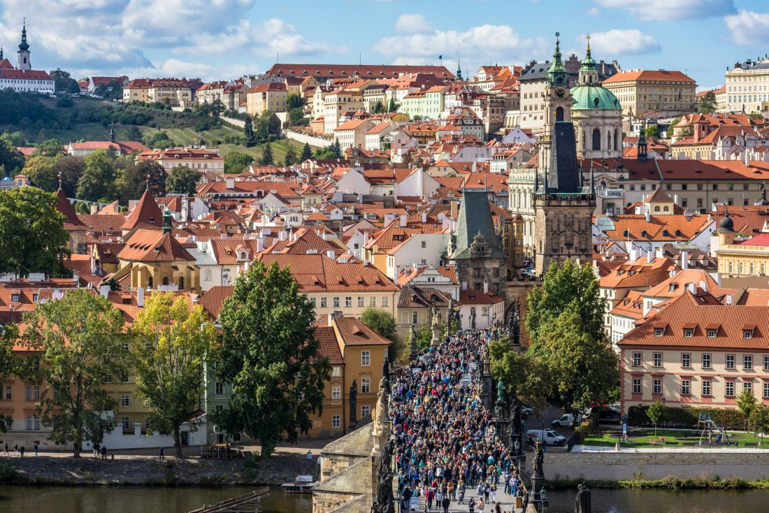 A guide to Prague's Mala Strana - Lesser Town