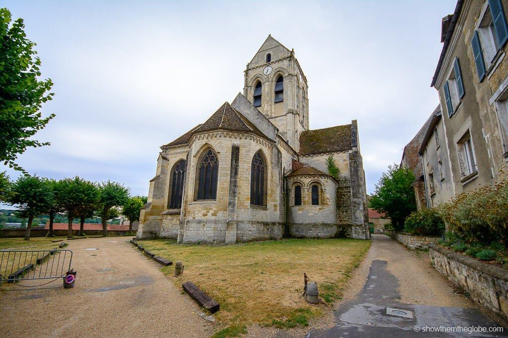 Auver-Sur-Oise France