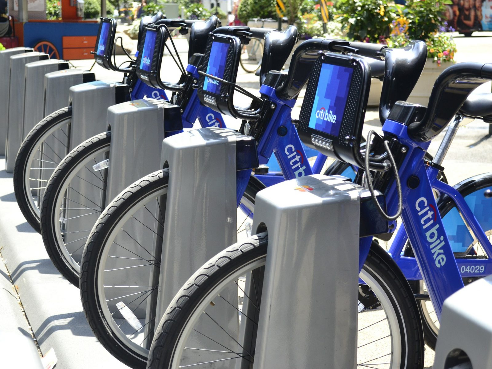 Citibike Rentals in Miami