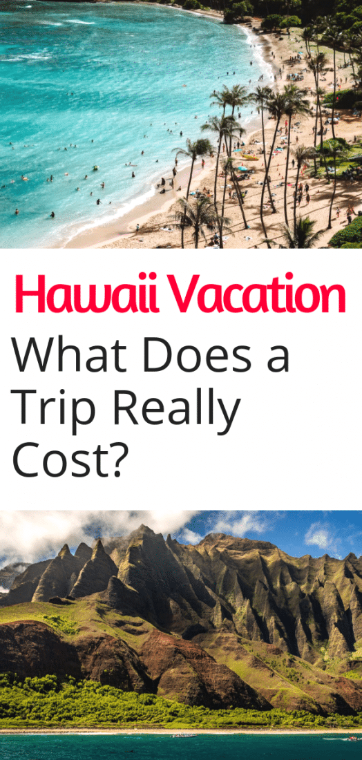 Hawaii Vacation - What is the real cost of a vacation in Hawaii? How to save money when planning a trip to Hawaii and still see all the amazing things to do in Hawaii without breaking the bank! Click here to start saving today! #hawaii #travel #vacation #budgettravel #traveltips #usa #islandgetaway #oahu #maui #kaui #lani