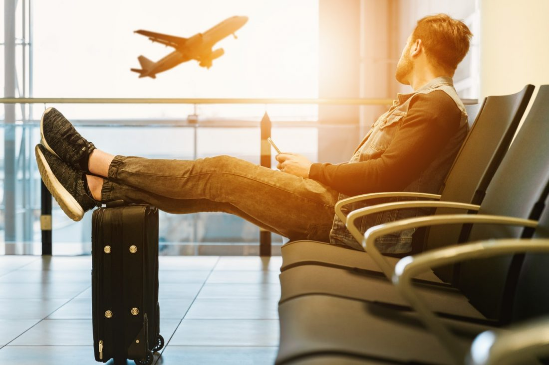 spending less money airports