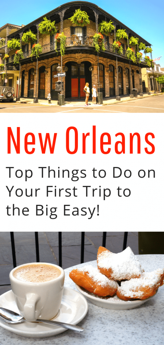 op Things to Do in New Orleans - New Orleans Louisiana is one of the most unique cities to visit in the United States. Here is your guide to all the awesome things to do in New Orleans on your first visit! #neworleans #louisiana #unitedstates #usa #travel