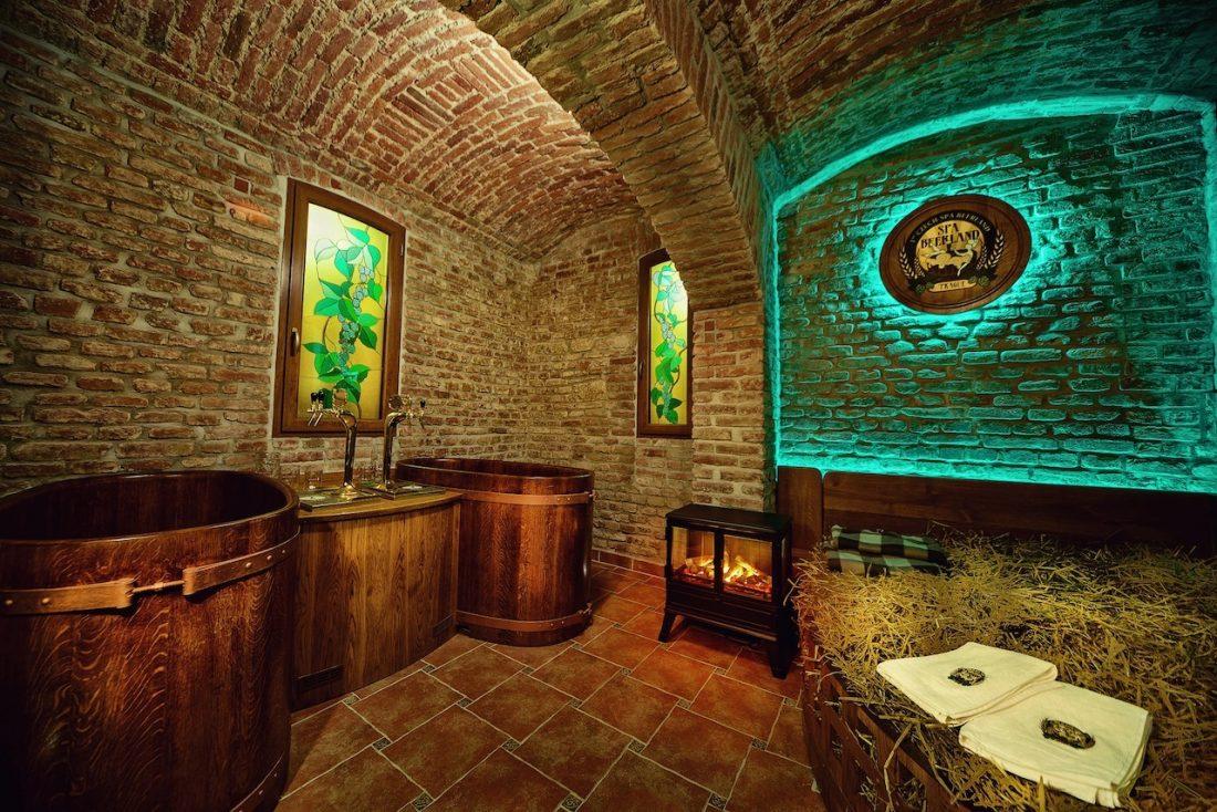 Original Beer Spa in Prague