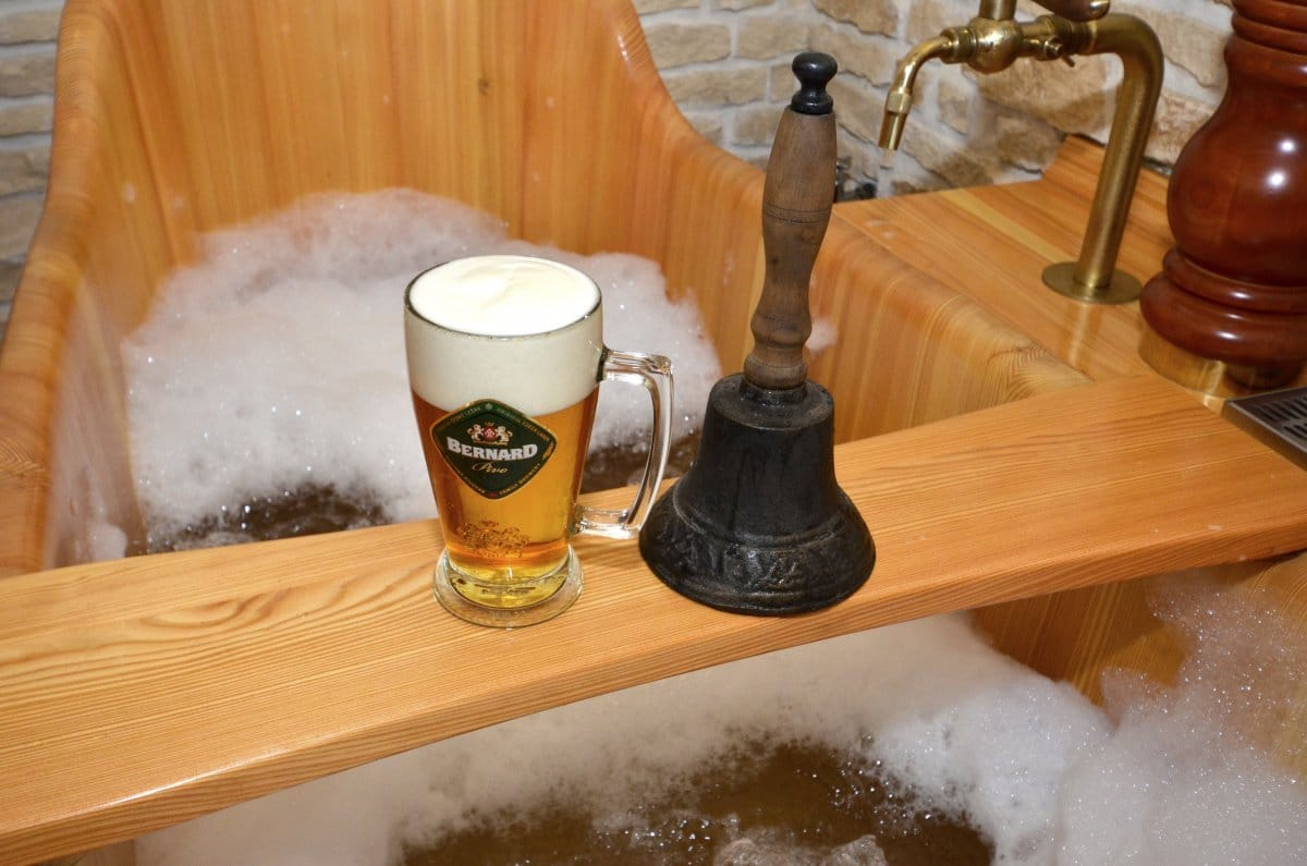 Bernard Beer Spa in Prague