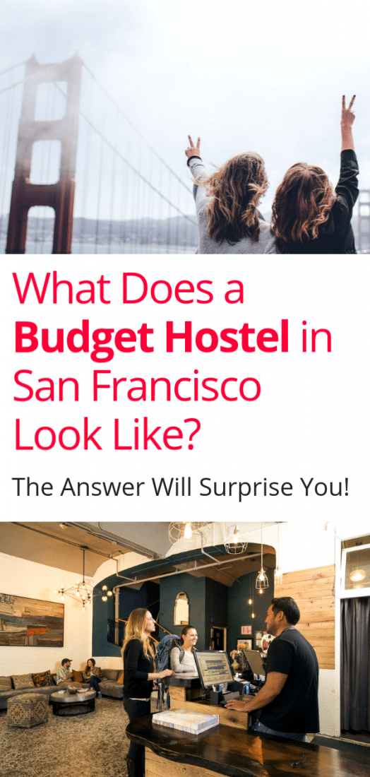 Looking for the best San Francisco hostels? Want to travel to San Francisco on a budget and save a few bucks on accommodation? If you not careful you could end up sleeping in a dump. Pick one of these amazing hostels and you're golden! Click here to discover the best hostels in San Francisco California! #sanfrancisco #hostels #budgettravel #california #usa #travel