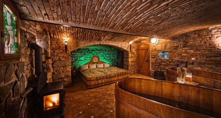 First Beer Spa in Karlovy Vary