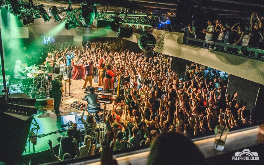 the best of Prague's nightlife - Lucerna Music Bar