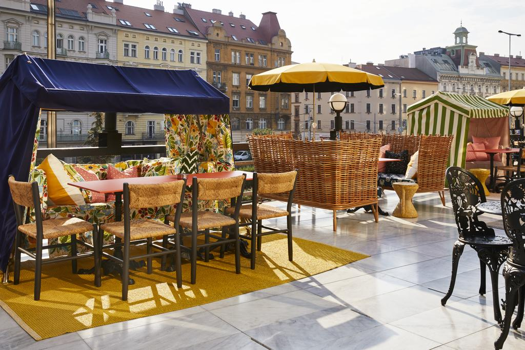 mama shelter hotel rooftop prague