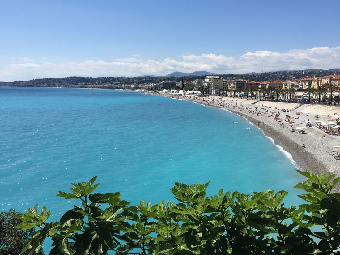 Nice Best Beaches in France