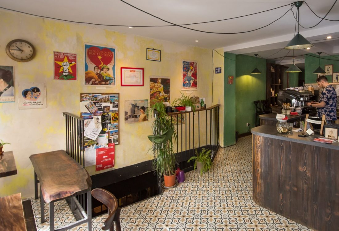 AntHill Cafe in Prague Czech Republic