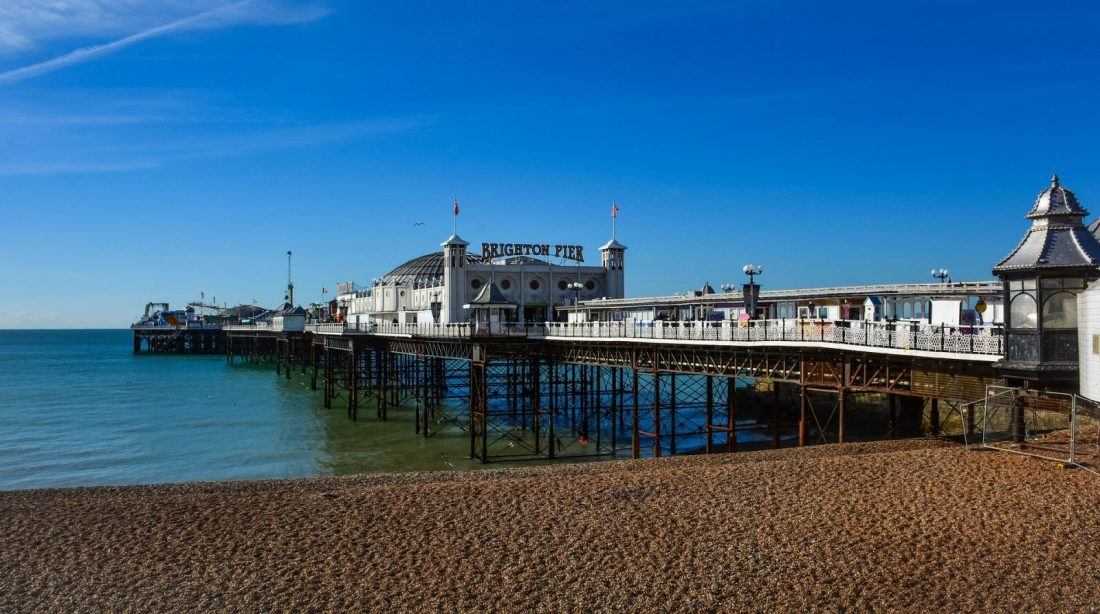Day Trips from London to brighton pier united kingdom