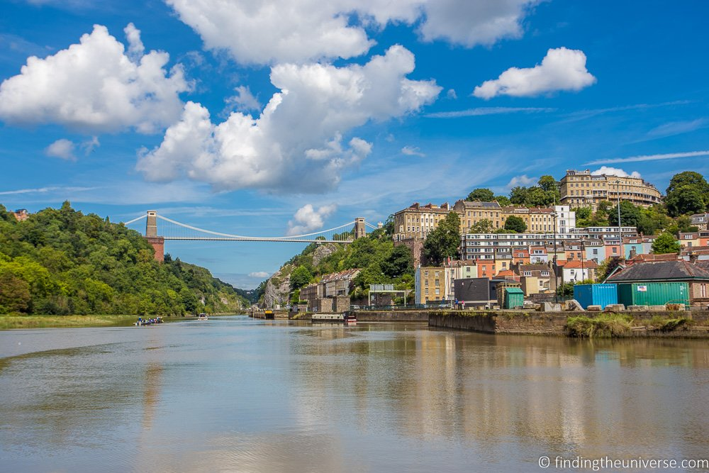 Day Trips from London to Clifton Suspension Bridge