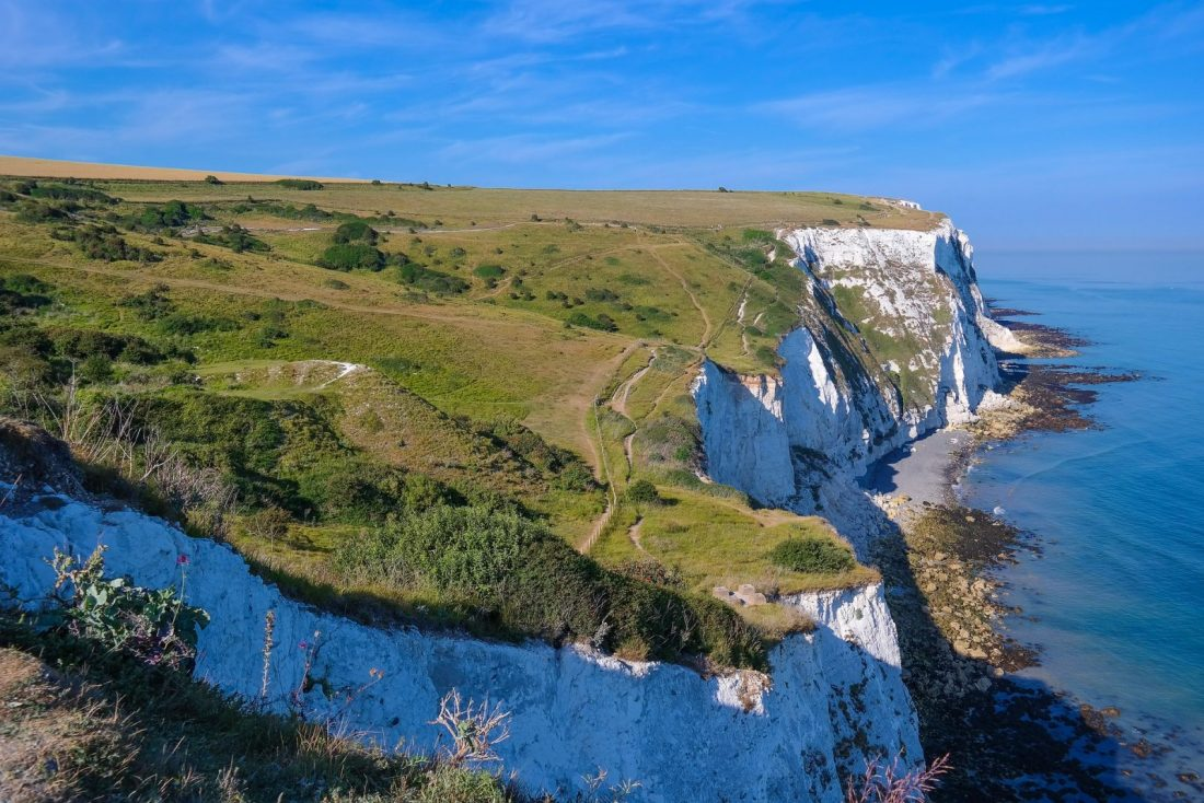 Day Trips from London to dover cliffs united kingdom