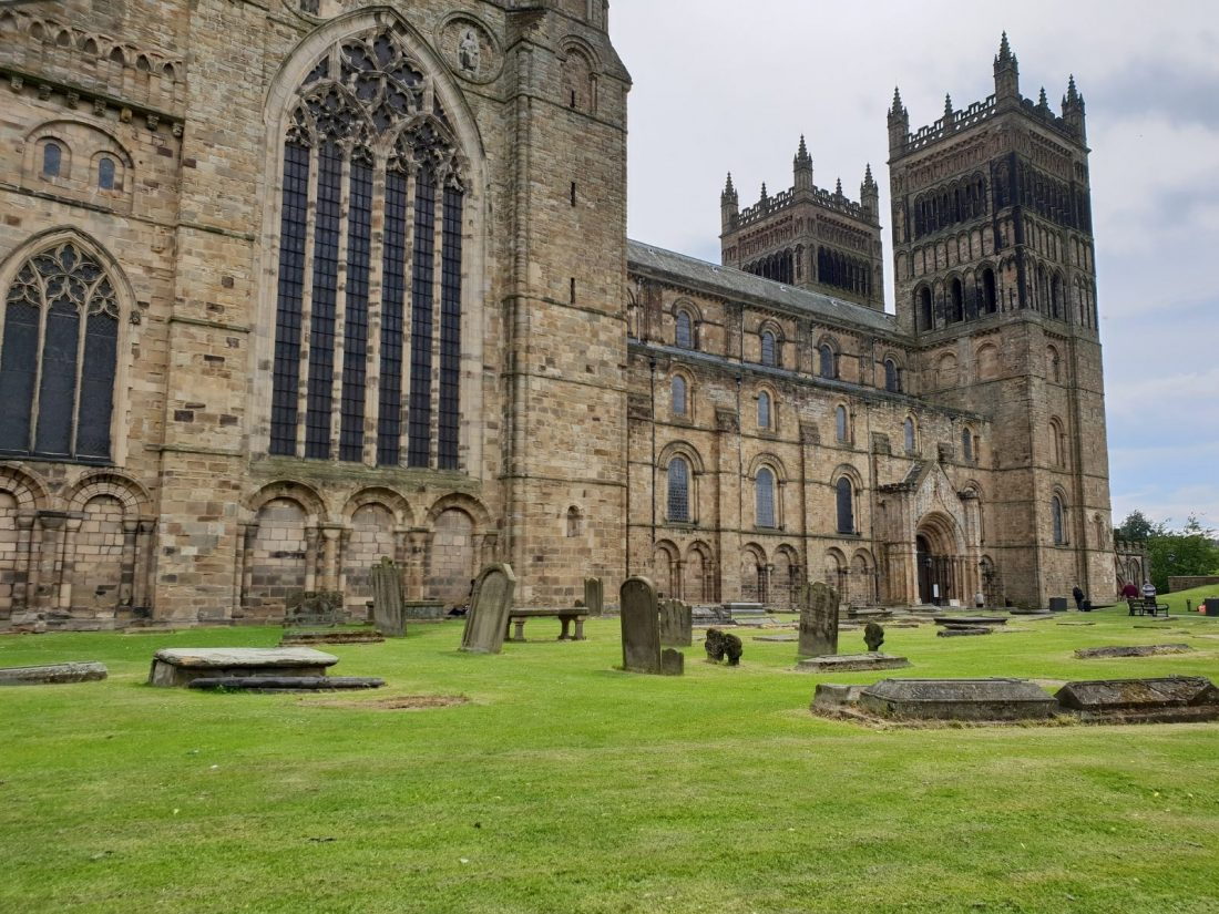 Day Trips from London to durham catheral durham england