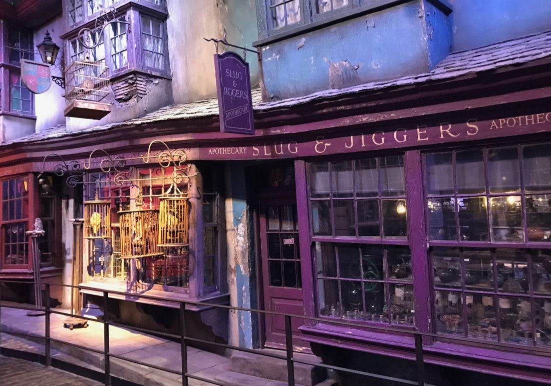 Day Trips from London to harry potter studio tour london