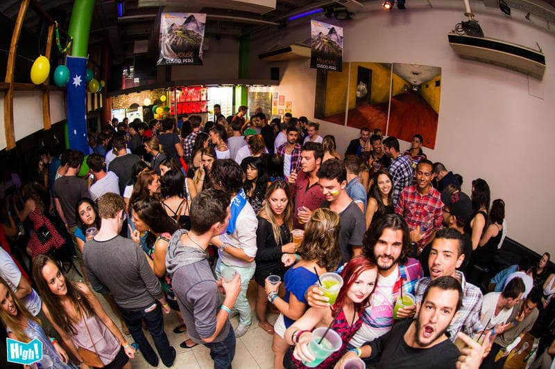 the best party hostels in buenos aires
