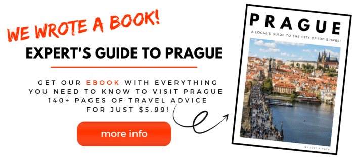 prague ebook pop up