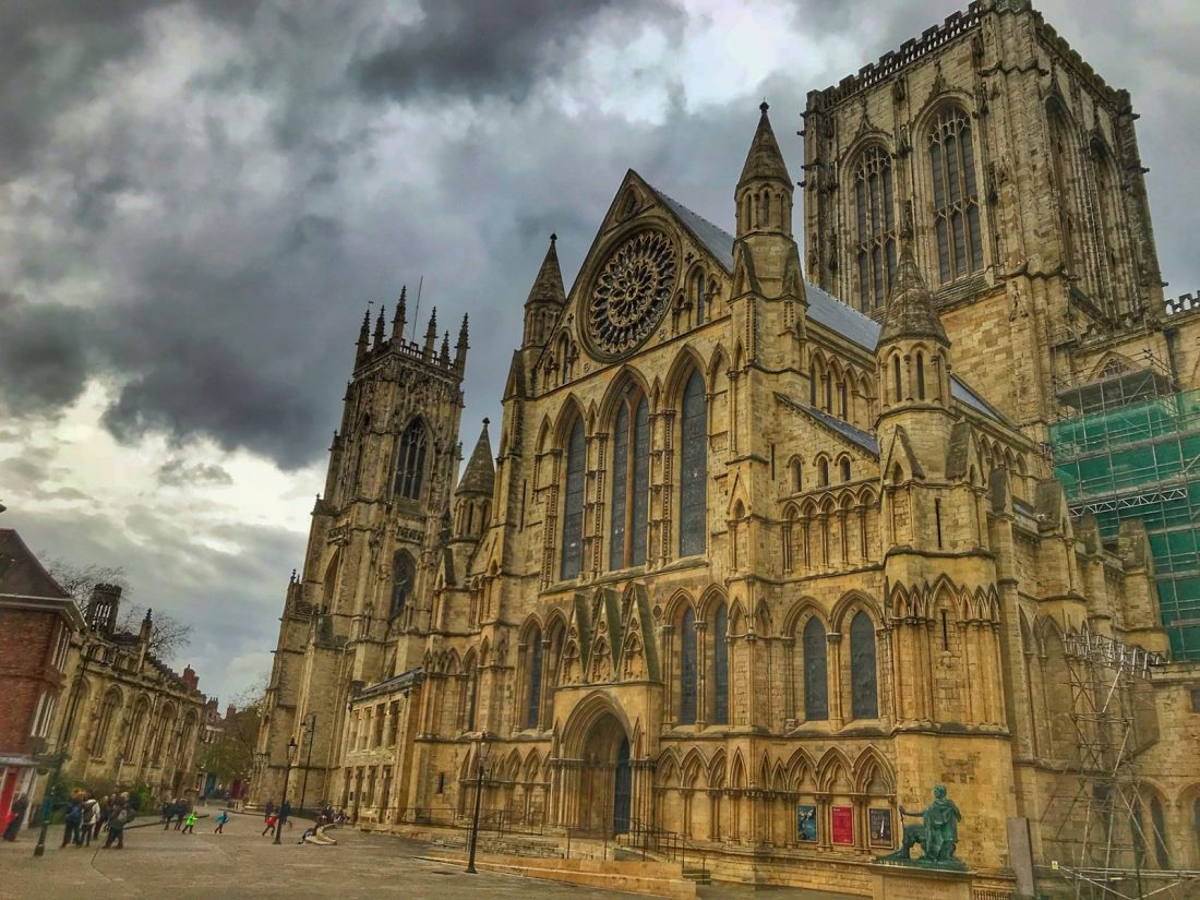 Day Trips from London to york england