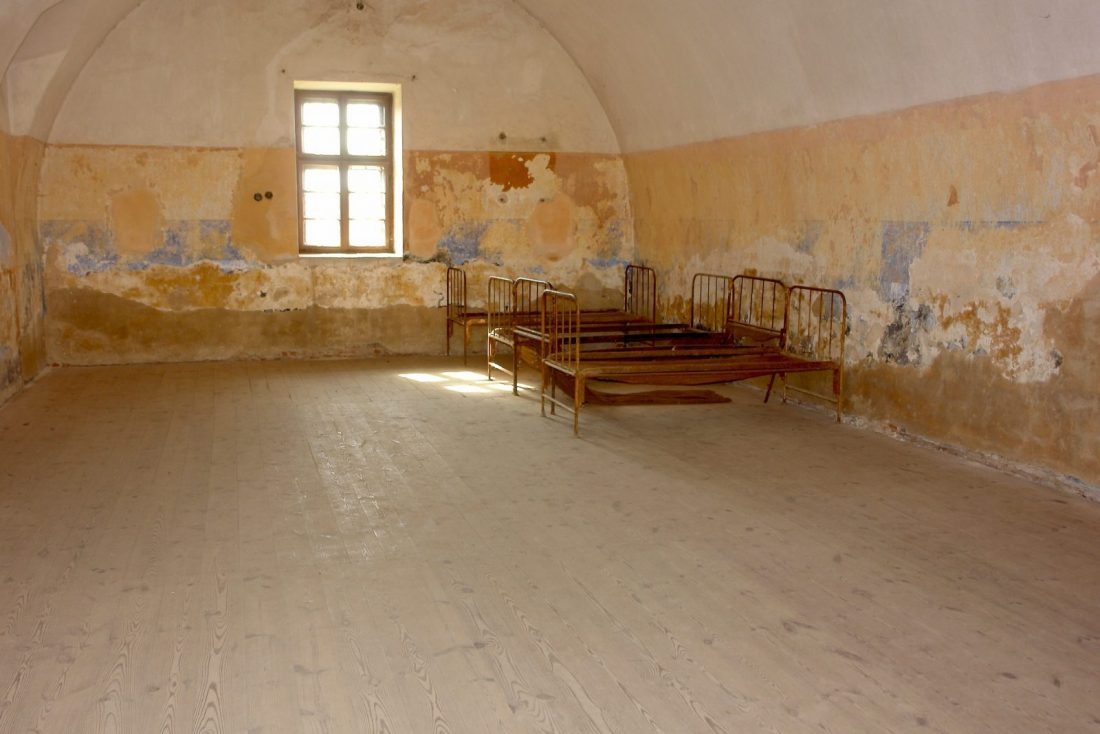 Theresienstadt terezin concentration camp