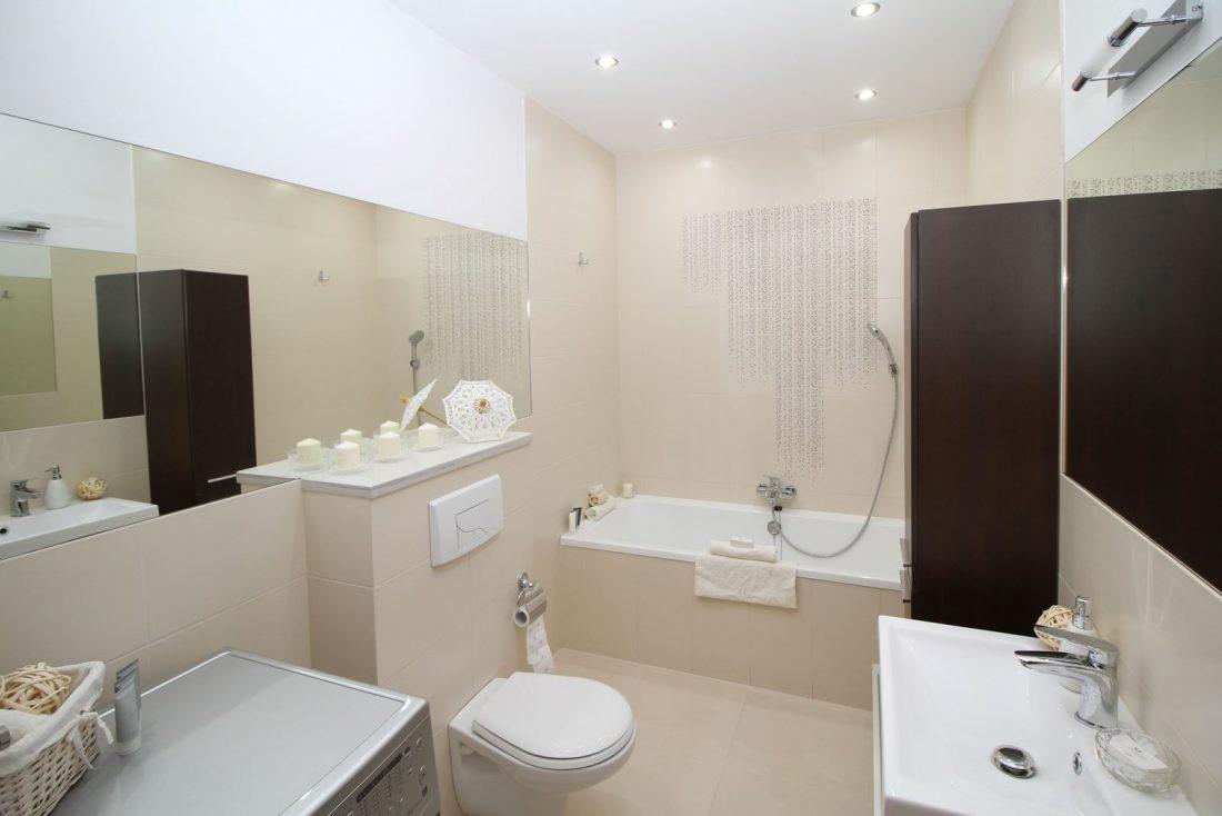 airbnb bathroom