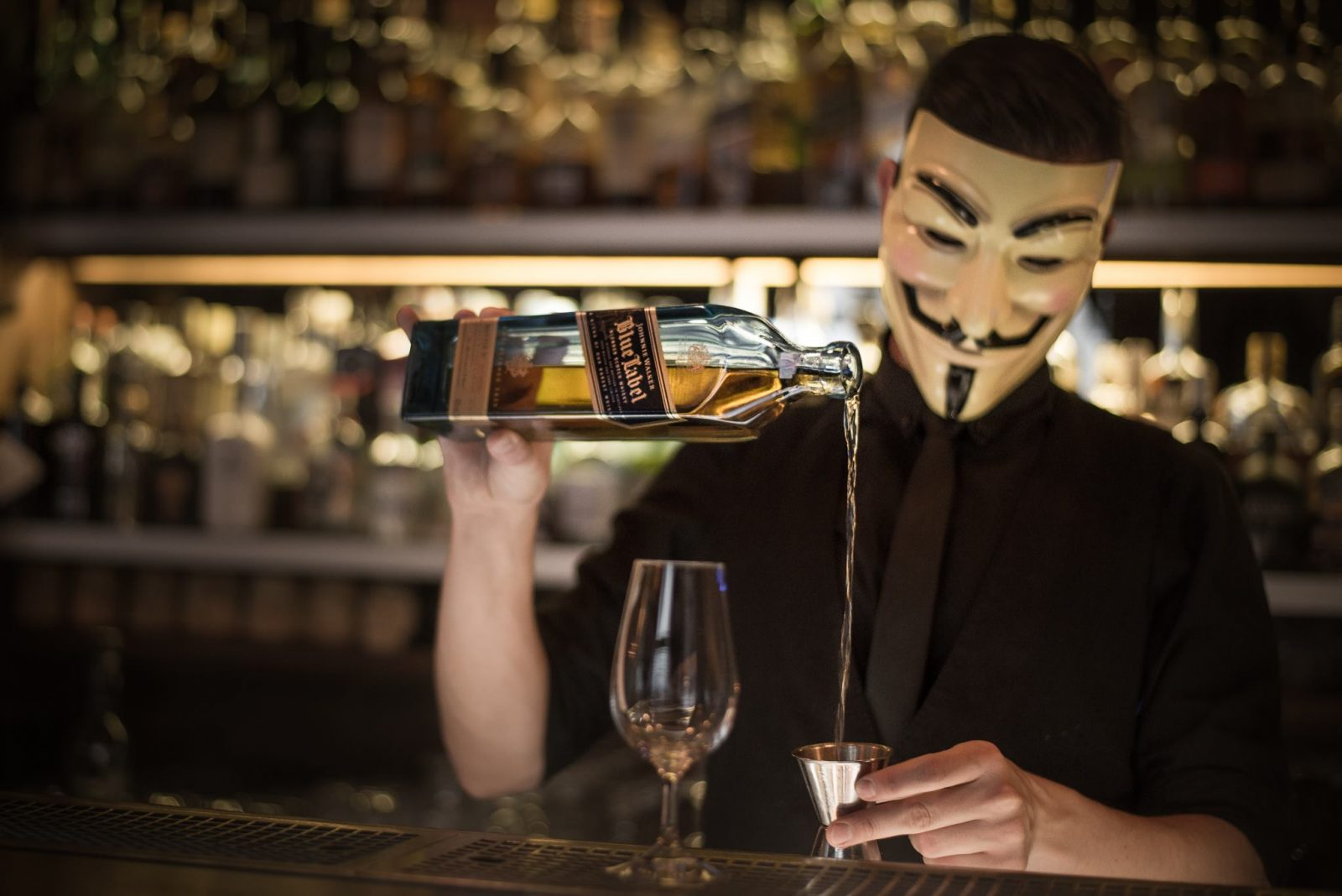 anonymous bar prague