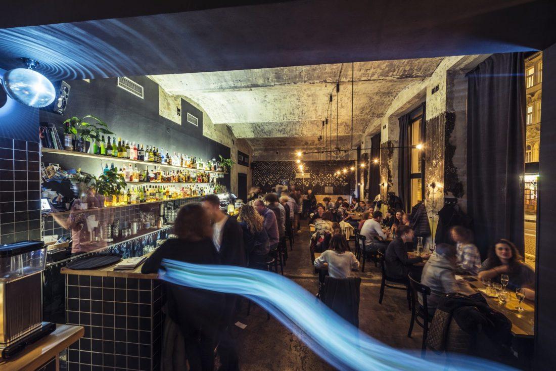 best bars prague cobra bar