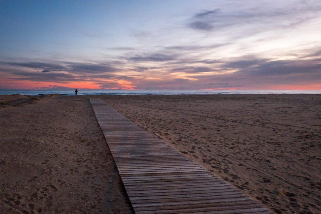 best beaches barcelona Castelldefels