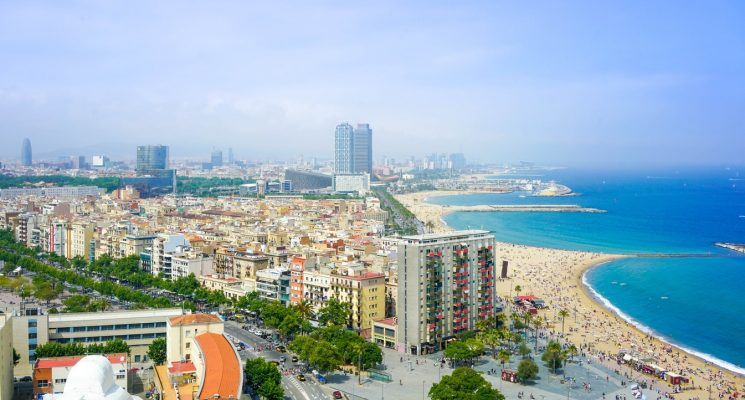 best beaches barcelona
