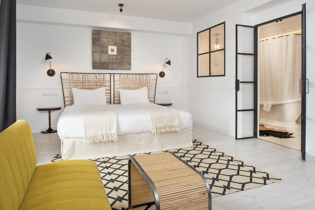 best boutique hotels madrid 7 islas hotel