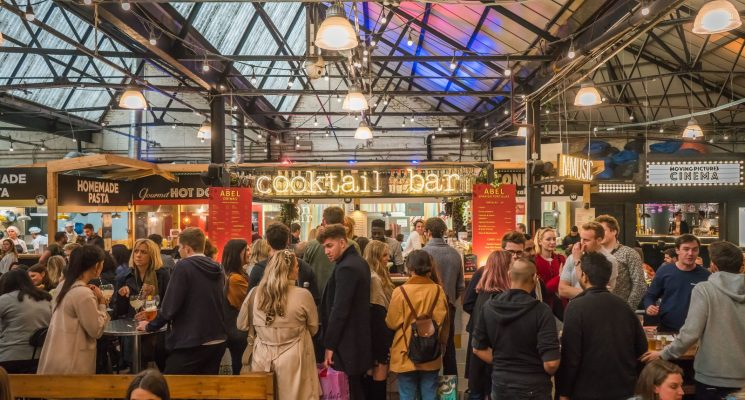 best food markets london mercato metropolotano