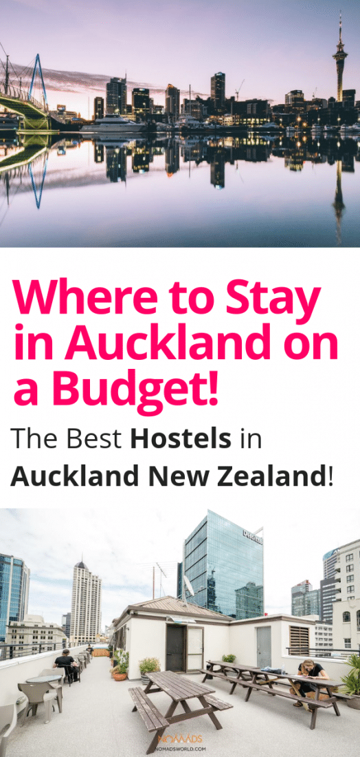 Looking for the best hostels in Auckland New Zealand? Here are the top budget hostels in Auckland to choose from! Save your travel budget for all the great things to do in Auckland! #auckland #newzealand #budgettravel #travel #hostels