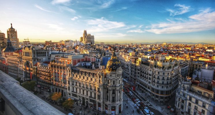 best hotels madrid