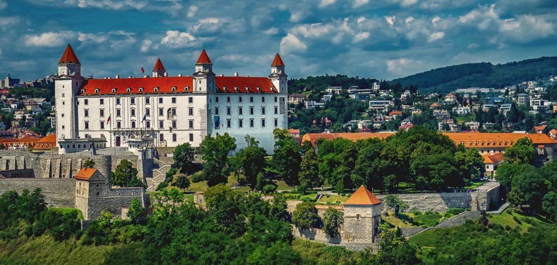 Bratislava Castle - Top Things to Do in Bratislava Slovakia